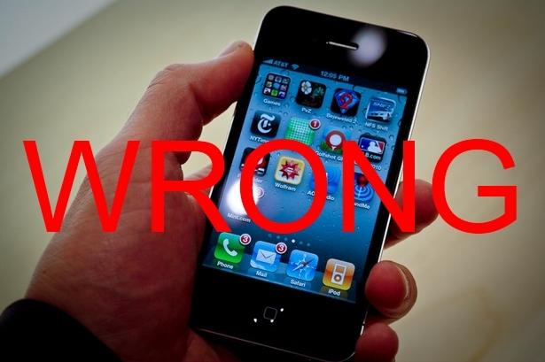 phone geek iphone 4 signal dropping hoopla jimmiejoe