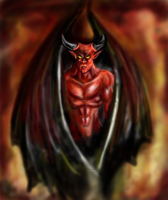 Angels, Devils, and Dr. Pepper (2/2)