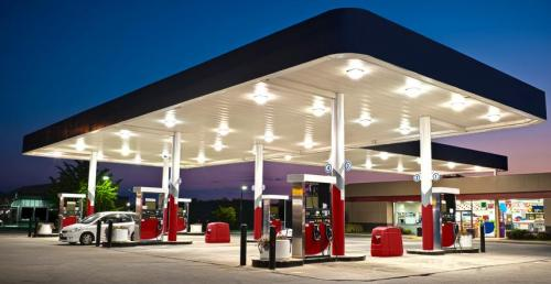 gasstationmodern