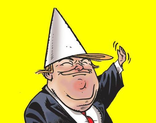trump-dunce-cartoon