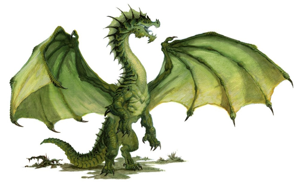 green-dragon
